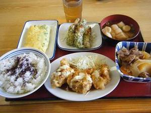 湯田 食堂